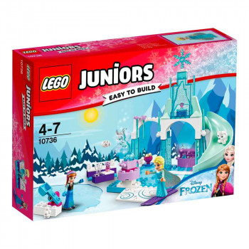 LEGO JUNIOR FROZEN ANNA & ELSA'S FROZEN PLAYGRO..