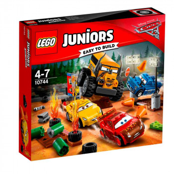 LEGO JUNIORS THUNDER HOLLOW CRAZY RACE 2017 15