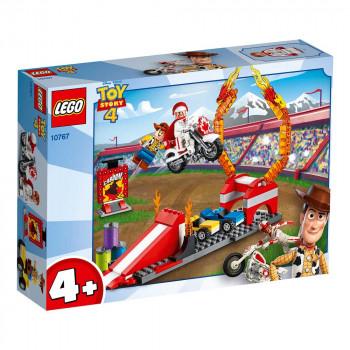 LEGO JUNIORS DUKE CABOOM'S STUNT SHOW