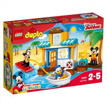 LEGO DUPLO MICKEY & FRIENDS BEACH HOUSE