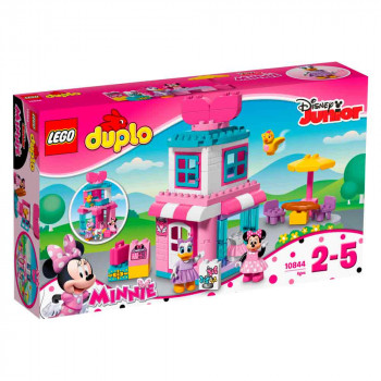 LEGO DUPLO MINNIE MOUSE BOW-TIQUE