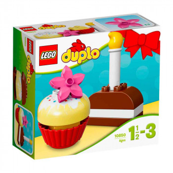 LEGO DUPLO MY FIRST CAKES