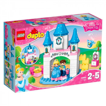 LEGO DUPLO CINDERELLAS MAGICAL CASTLE