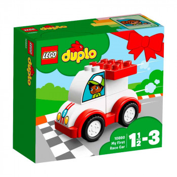 LEGO DUPLO MY FIRST RACE CAR