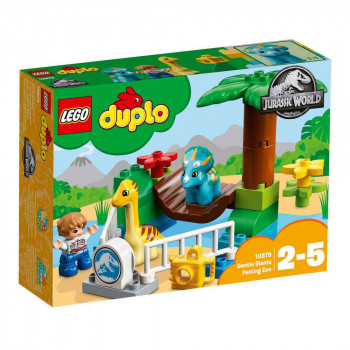 LEGO DUPLO GENTLE GIANTS PETTING ZOO