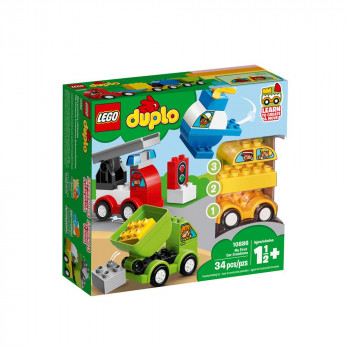 LEGO DUPLO MY FIRST CAR CREATIONS