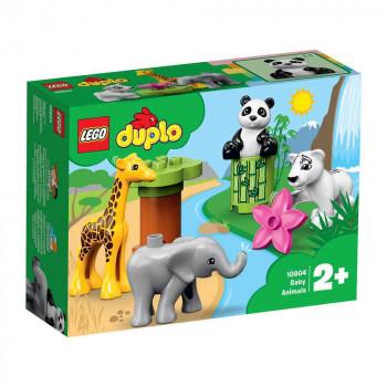 LEGO DUPLO TOWN BABY WILD ANIMALS
