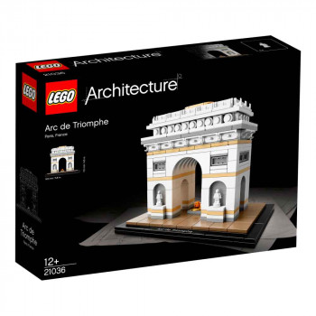 LEGO ARCHITECTURE  DE TRIOMPHE