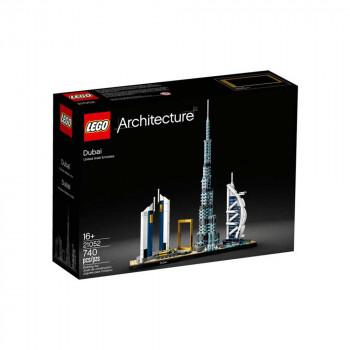 LEGO ARCHITECTURE DUBAI