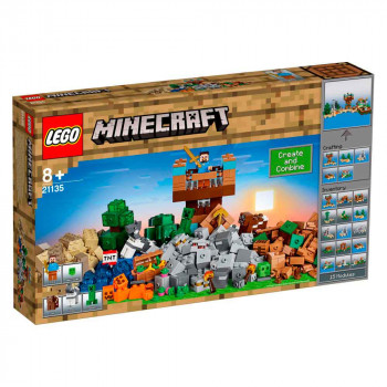 LEGO MINECRAFT THE CRAFTING BOX