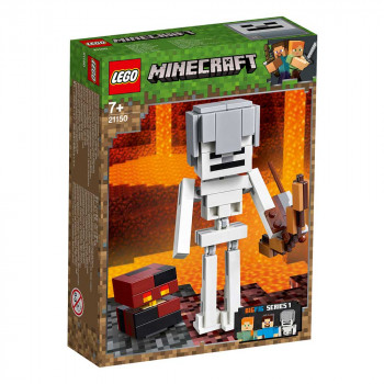 LEGO MINECRAFT MINECRAFT? SKELETON BIGFIG
