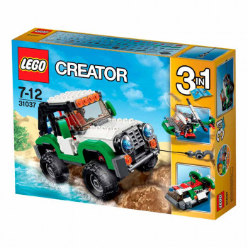 LEGO CREATOR ADVENTURE VEHICLES
