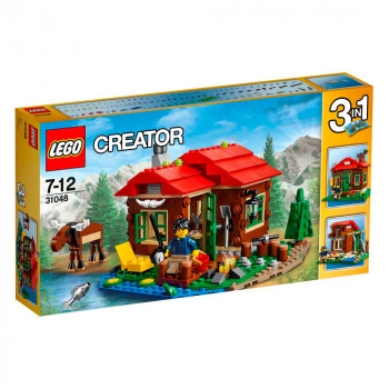 LEGO CREATOR LAKESIDE LODGE