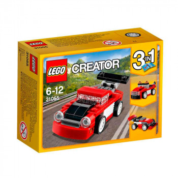 LEGO CREATOR RED RACER