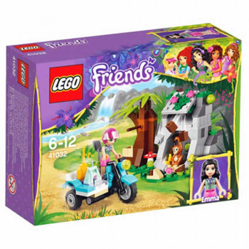 LEGO FRIENDS FIRST AID JUNGLE BIKE