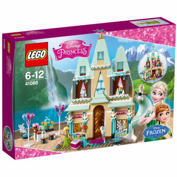 LEGO DISNEY PRINCESS FROZEN ARENDELLE CASTLE