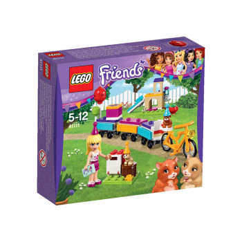 LEGO FRIENDS PARTY TRAIN