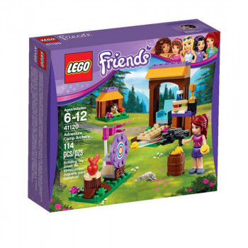 LEGO FRIENDS ADVENTURE CAMP ARCHERY