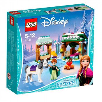 LEGO DISNEY FROZEN ANNA'S SNOW ADVENTURE