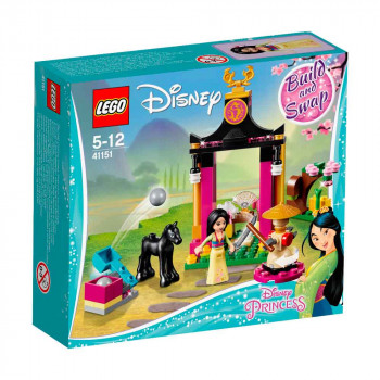 LEGO DISNEY PRINCESS Mulans Training Day