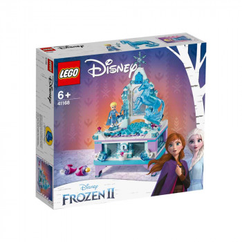 LEGO  DISNEY PRINCESS ELSAS JEWELRY BOX CREATION
