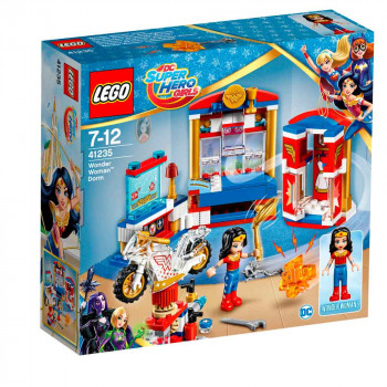 LEGO SUPER HERO GIRLS WONDER WOMAN DORM