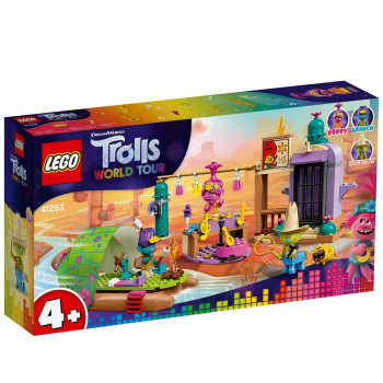 LEGO TROLLS LONESOME FLATS RAFT ADVENTURES