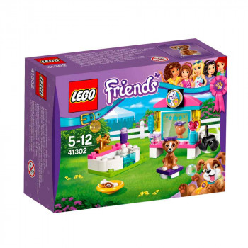 LEGO FRIENDS PUPPY PAMPERING