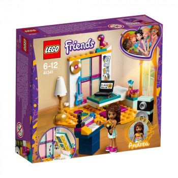 LEGO FRIENDS ANDREA'S BEDROOM