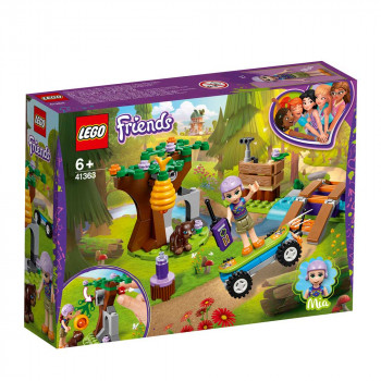 LEGO FRIENDS MIA'S FOREST ADVENTURE