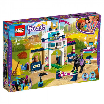 LEGO FRIENDS STEPHANIE'S HORSE JUMPING