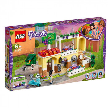 LEGO FRIENDS HEARTLAKE CITY RESTAURANT