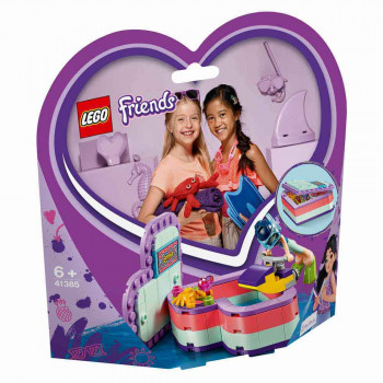 LEGO FRIENDS EMMAS SUMMER HEART BOX