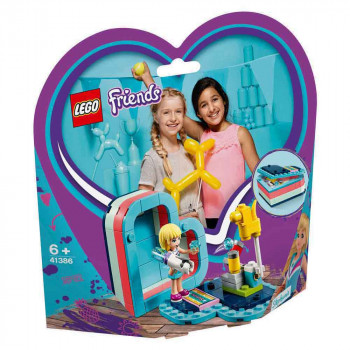 LEGO FRIENDS STEPHANIES SUMMER HEART BOX