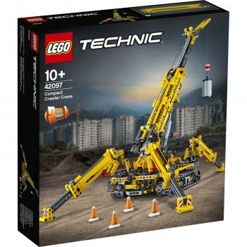 LEGO TECHNIC COMPACT CRAWLER CRANE