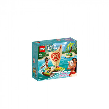 LEGO DISNEY PRINCESS MOANAS OCEAN ADVENTURE