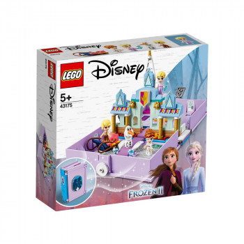 LEGO DISNEY PRINCESS ANNA AND ELSAS STORYBOOK ADVENTURES