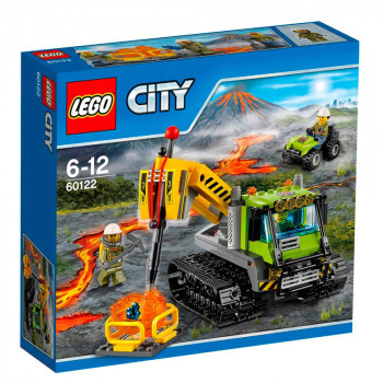 LEGO CITY VOLCANO CRAWLER