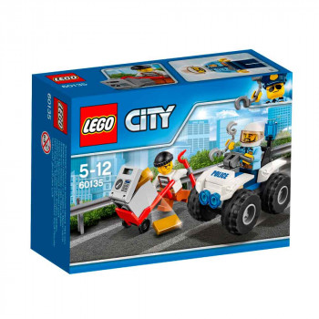LEGO CITY ATV ARREST