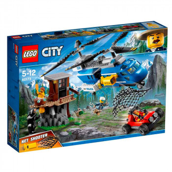 LEGO CITY MOUNTAIN ARREST