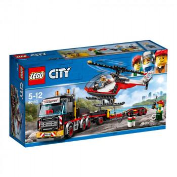 LEGO CITY HEAVY CARGO TRANSPORTER