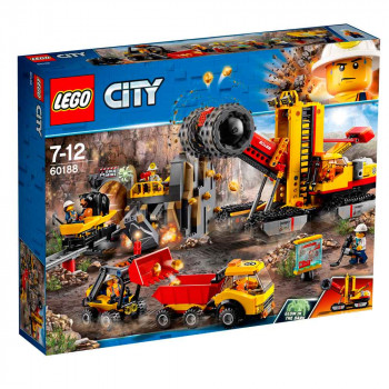 LEGO CITY MINING EXPERTS SITE