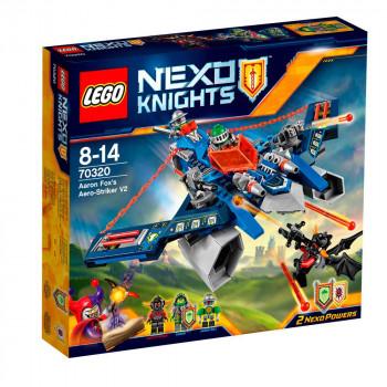 LEGO NEXO KNIGHTS AARON FOX S AERO-STRIKER