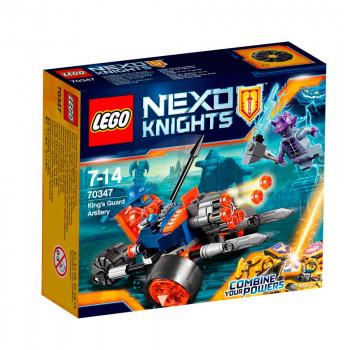 LEGO NEXO KNIGHTS KING'S GUARD ARTILLERY