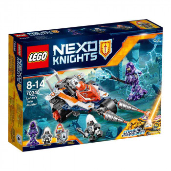 LEGO NEXO KNIGHTS LANCE'S TWIN JOUSTER