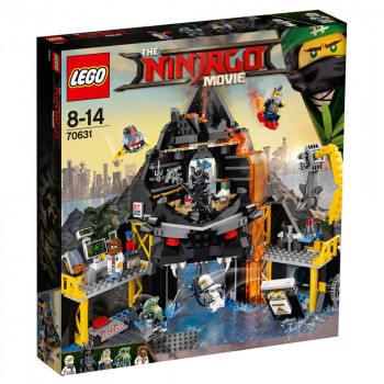 LEGO NINJAGO GRAMADONS VOLCANO LAIR