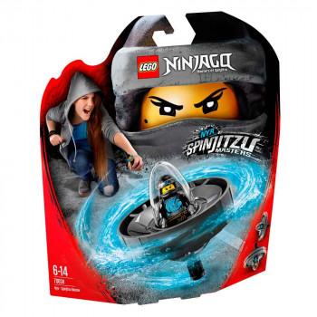 LEGO NINJAGO NYA - SPINJITZU MASTER