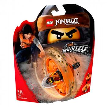 LEGO NINJAGO COLE - SPINJITZU MASTER