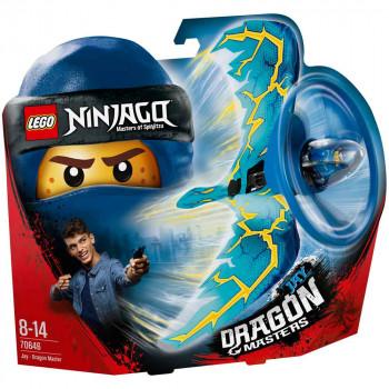 LEGO NINJAGO JAY DRAGON MASTER