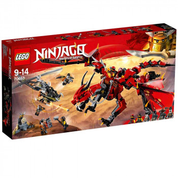LEGO NINJAGO FIRSTBOURNE